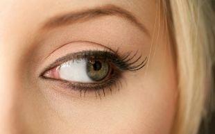 Макияж для увеличения глаз, повседневный макияж для серых глаз
