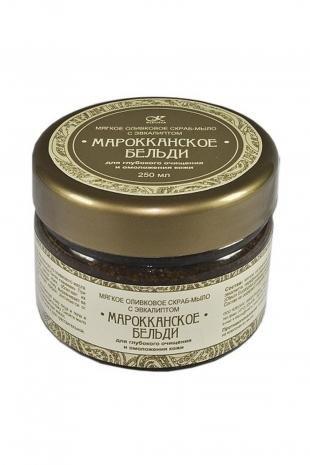 Натуральный скраб, lacywear мыло-скраб ml(7)-kle