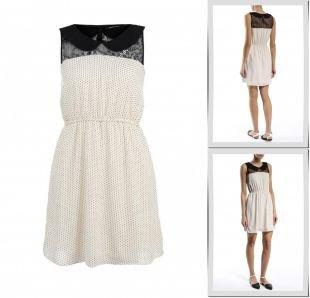 Молочные платья, платье emoi, весна-лето 2015