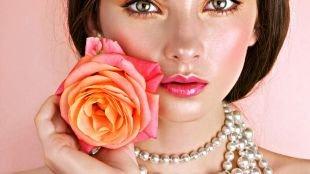 Макияж для зеленых глаз, мерцающий макияж для зеленых глаз