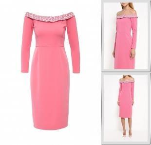 Розовые платья, платье disash,