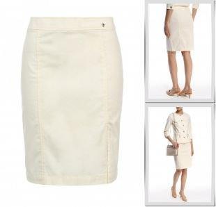 Молочные юбки, юбка finn flare, весна-лето 2015