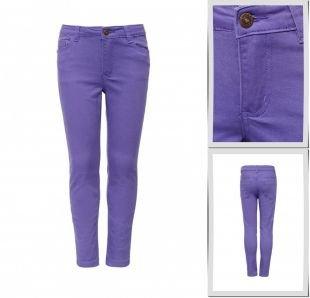 Фиолетовые джинсы, джинсы sela, весна-лето 2016