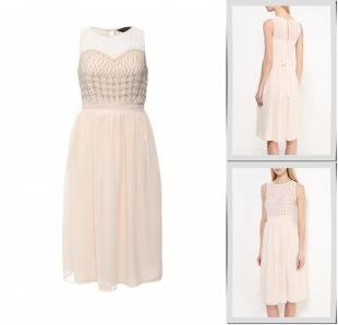 Розовые платья, платье dorothy perkins, весна-лето 2016