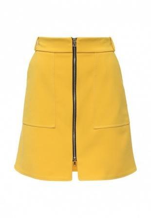Желтые юбки, юбка river island, весна-лето 2016