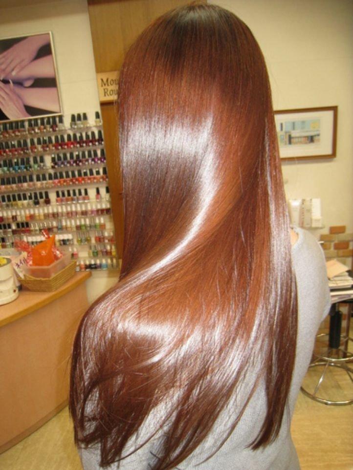 СПА/SPA процедуры для волос - питание волос маслами