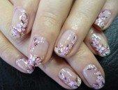 Китайская роспись ногтей, фото 2