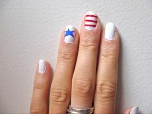 Дизайн ногтей для начинающих, простой дизайн ногтей на короткие ногти