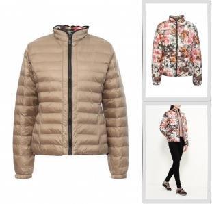 Разноцветные куртки, куртка утепленная softy, осень-зима 2016/2017