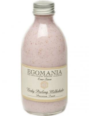 Сухой скраб для тела, egomania молочко-скраб для тела маракуйя, 290 мл