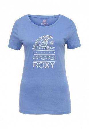 Голубые футболки, футболка roxy, осень-зима 2016/2017