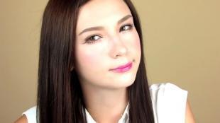 Легкий макияж в школу для карих глаз, макияж со стрелками для девочки