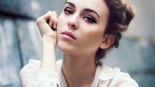 Свадебный макияж для брюнеток с карими глазами, контрастный макияж для карих глаз