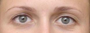Татуаж глаз, татуаж глаз - стрелки