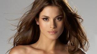 Естественный макияж для карих глаз, выбор теней для красивого макияжа карих глаз