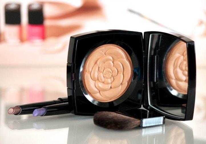 Бронзер для макияжа