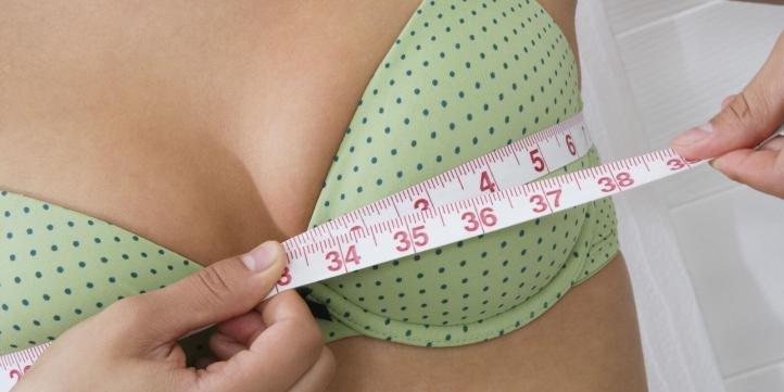 Как подобрать бюстгальтер - полнота груди